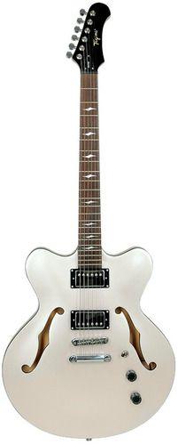 Guitarra Tagima Semi Acústica Seatle Com Case