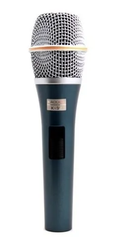Microfone  Com Fio Profissional Kadosh K98