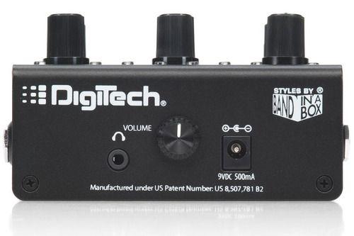 Pedal De Efeito Guitarra Digitech Trio Plus V-04 Pro