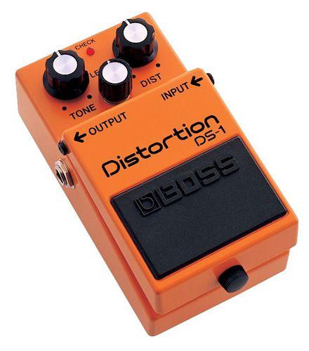 Pedal Efeito Guitarra Boss Ds-1 Ds1 Distortion