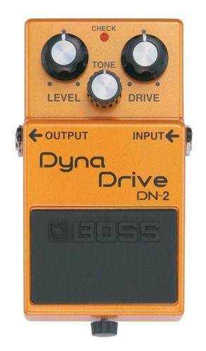 Pedal Guitarra Boss Dn-2 Dn2 Dyna Drive