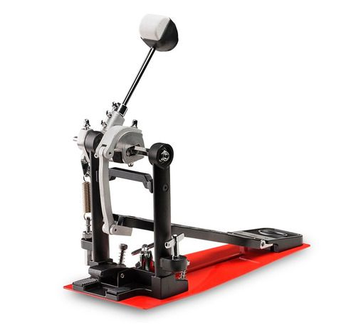Pedal Simples Bumbo Bateria Odery P-902pr Direct Drive