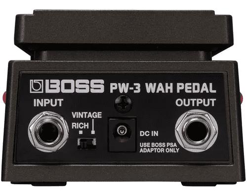 Pedal Wah Wah Boss Pw-3