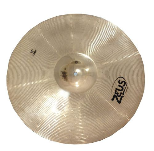 Prato Para Bateria Zeus Crash Evolution 18 B10