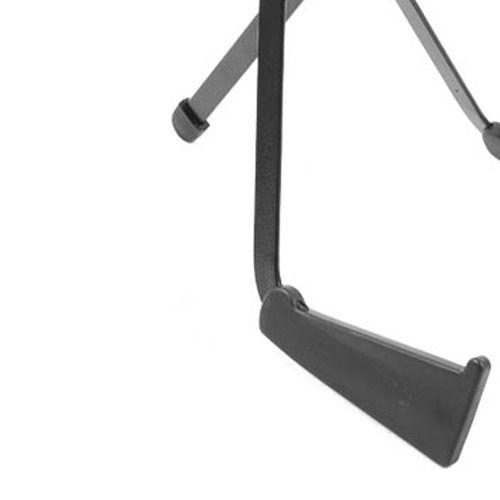 Suporte Chão Pedestal De Violão Instrumento De Corda