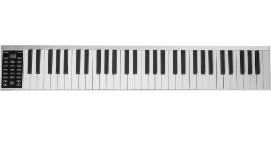 TECLADO CONTROLADOR SENSITIVO SEASON 61 COM FUNÇÃO MIDI