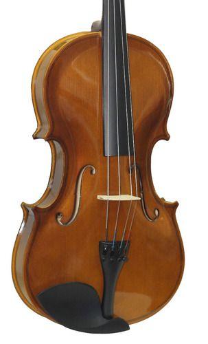 Viola De Arco Spruce Estojo Arco Breu 4/4 Sverve