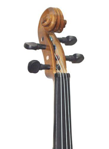 Violino Pequeno Infantil Estojo Arco Breu 1/8 Estudo Pro