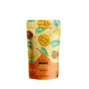 Tanqueray 750ml, Taça Tanqueray Oficial Vidro, 3Un Easy Drink (Frutas Vermelhas, Frutas Tropicais e Maracuja)