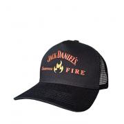 Boné Jack Daniel's Fire Preto