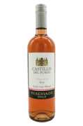 Castillo Del Fuego Rose 750ML