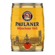 Cerveja Barril Paulaner Munchner Hell 5L