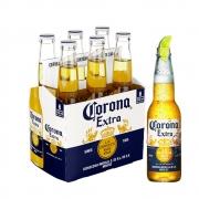 Kit - 6 Cervejas Corona 330ML