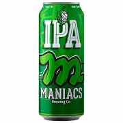 Cerveja Maniacs 473ML