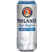 Cerveja Paulaner München Weissbier 0,0 Álcool 500ML