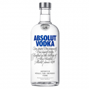 Vodka Absolut 750ml, Monin Cereja 700ml, 4un Red Bull Energy Drink e Copo Oficial Monin