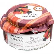 Geleia Casa Madeira de Frutas Vermelhas 220g
