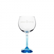 Gin Bombay com Taça Bombay Exclusiva (Cristal)