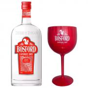Gin Bosford London Dry com Taça Personalizada