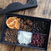 Gin Box Especiarias Pequeno Sortido