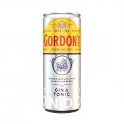 Gordon's & Tonic Pack 6un x 269ml