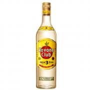 Havana Club Rum Añejo 3 Anos 750ml