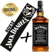 Jack Daniels Old NO.7 1L com Barmat Grande