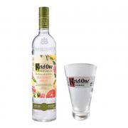 Ketel One Botanical Grapefruit & Rose 750ml com Copo Oficial Ketel One