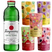 Combo Tanqueray G&T + Easy Drinks II