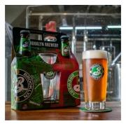KIT 2 Cervejas Artesanais Brooklyn + 1 copo