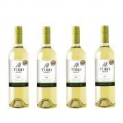 Kit 4 Vinhos Toro Negro Sauvignon Blanc
