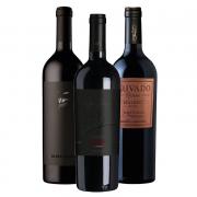 Vinho Alma Negra, Privado e Gran Amigo Ultra