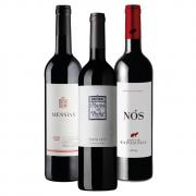 Kit Vinho  Messias Tinto, Nós e Muros de Vinha