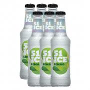 Pack 51 Ice Limão 6un x 275ml