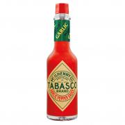 Tabasco Garlic Pepper Sauce - Molho de Pimenta 60ml
