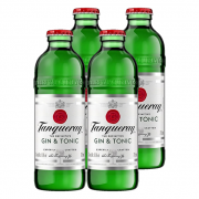 Tanqueray & Tonic Pack 4un x 275ml