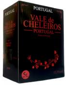 Vinho Vale de Cheleiros Tinto Bag In Box 5L