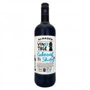 Vinho Almaden Vintage Cab/Shi 750ml