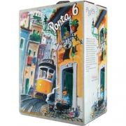 Vinho Bag in Box Porta 6 Tinto 3L