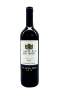 Vinho Castillo Del Fuego Merlot 750ML