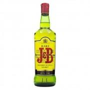 Whisky J&B 8 anos 1L