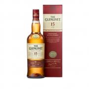 Whisky Single Malt The Glenlivet 15 anos