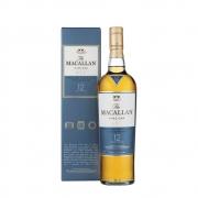 Whisky The Macallan 12 Anos Single Malt 700ml