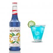 Xarope Monin Curacao Blue  700ml