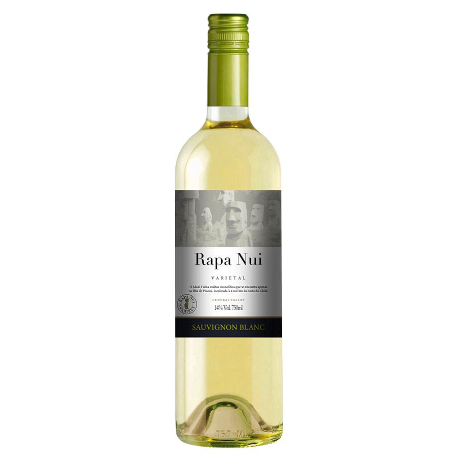 4un Vinhos Rapa Nui (Cabernet Sauvignon, Caménère, Sauvignon Blanc e Rosé)