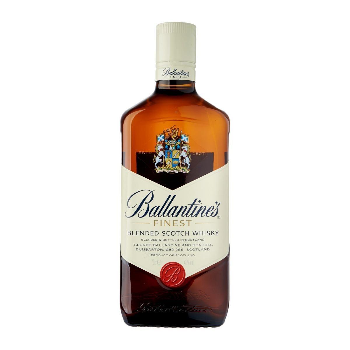 8 Anos Ballantine's Finest 1 Lt