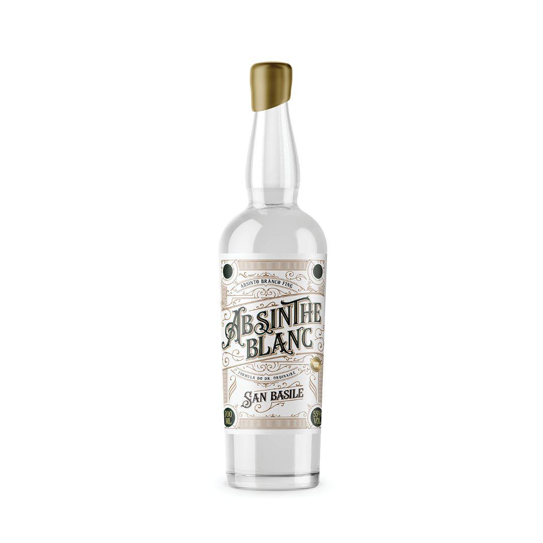 Absinthe Blanc San Basile 700ML