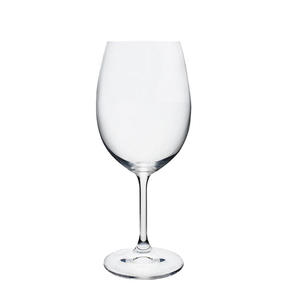 Altos Del Plata Malbec 750ml com Taça de Vinho Cristal Bohemia 450ml
