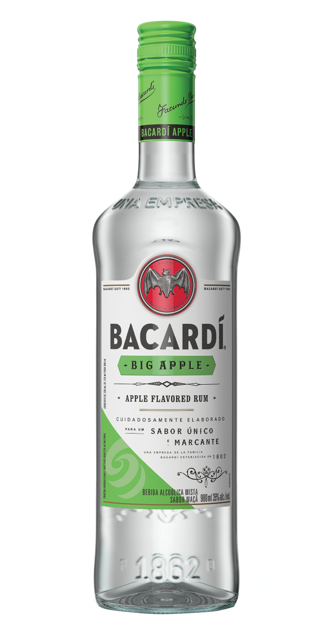 Bacardi Big Apple 980ml