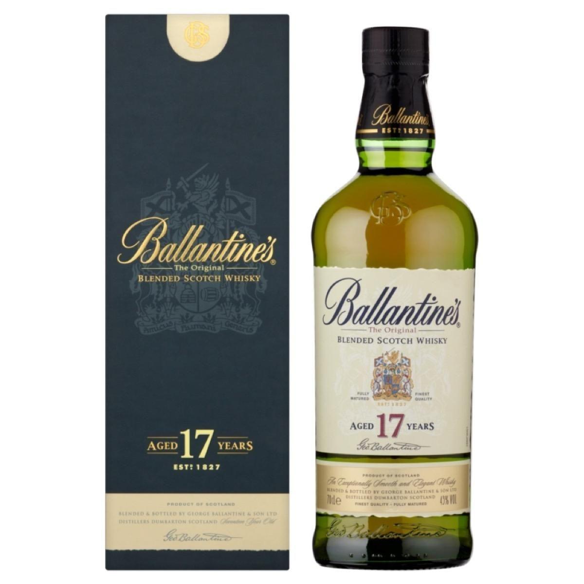 Ballantine' s 17 Anos
